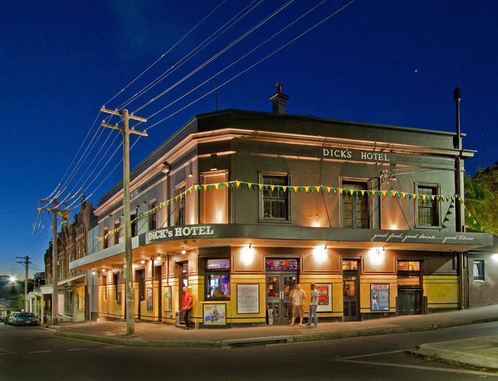 balmain hotel commercial build sydney 1