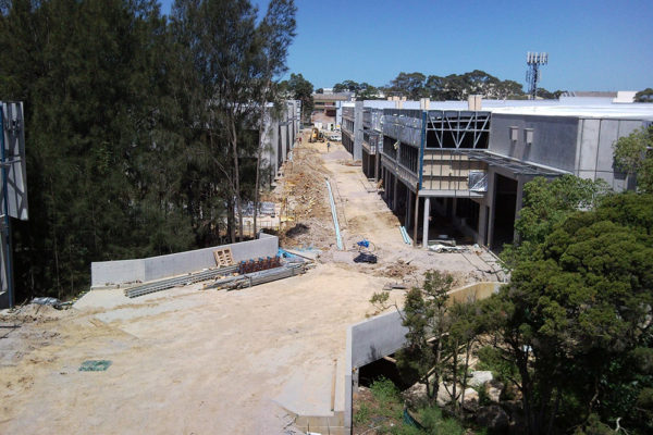 condell park factory industrial estate build sydney 4