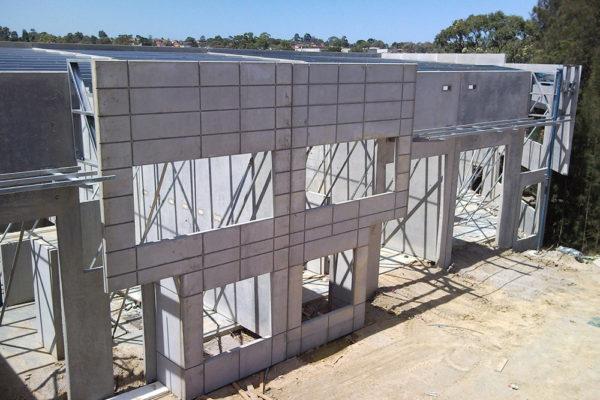 condell park factory industrial estate build sydney 5
