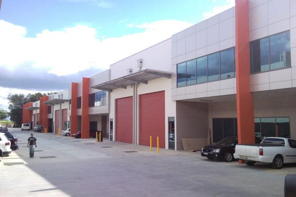 condell park factory industrial estate build sydney 7