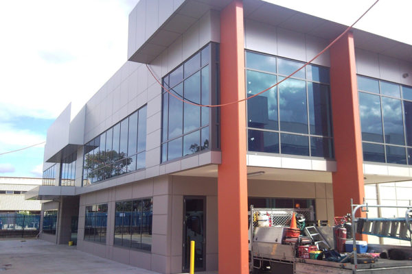 condell park factory industrial estate build sydney 8